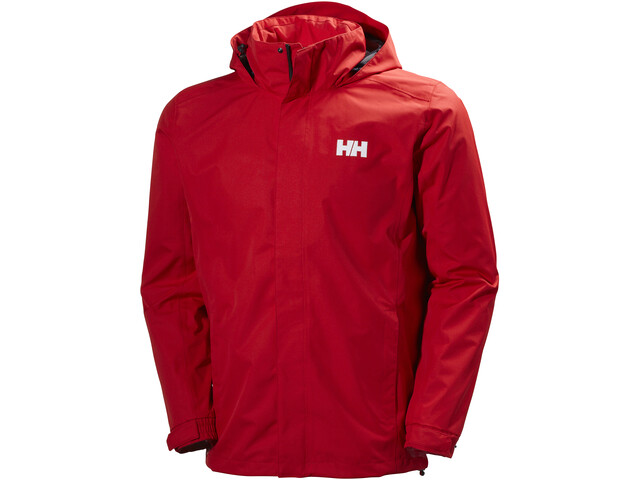 Helly Hansen Dubliner Jacket Herr flag red